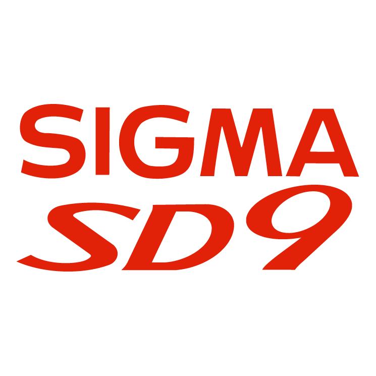 free vector Sigma sd9