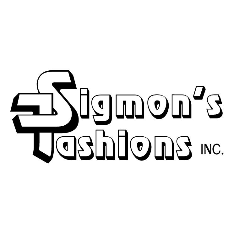 free vector Sigmons fashions