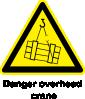 free vector Sign Overhead Crane clip art