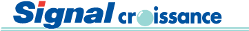 free vector Signal Croissance logo