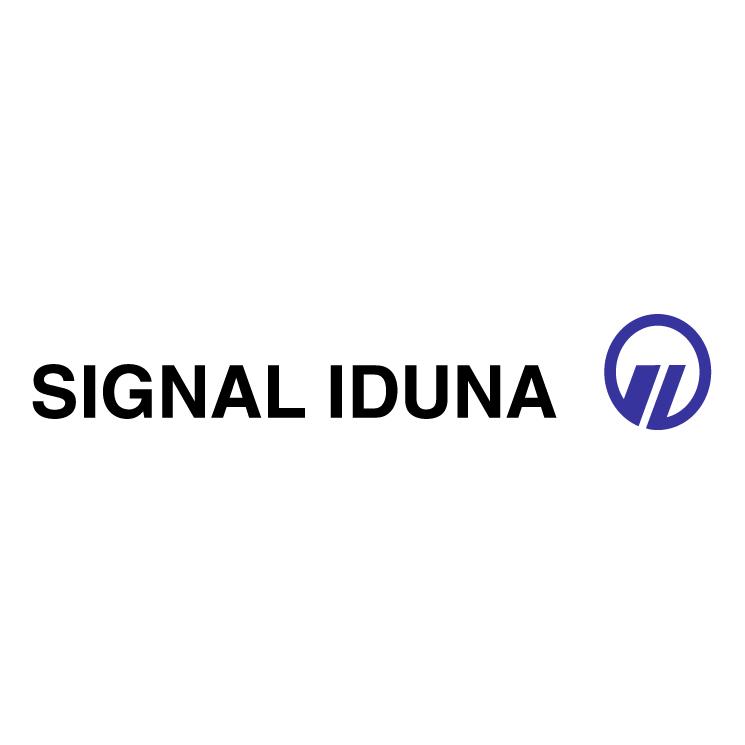 free vector Signal iduna