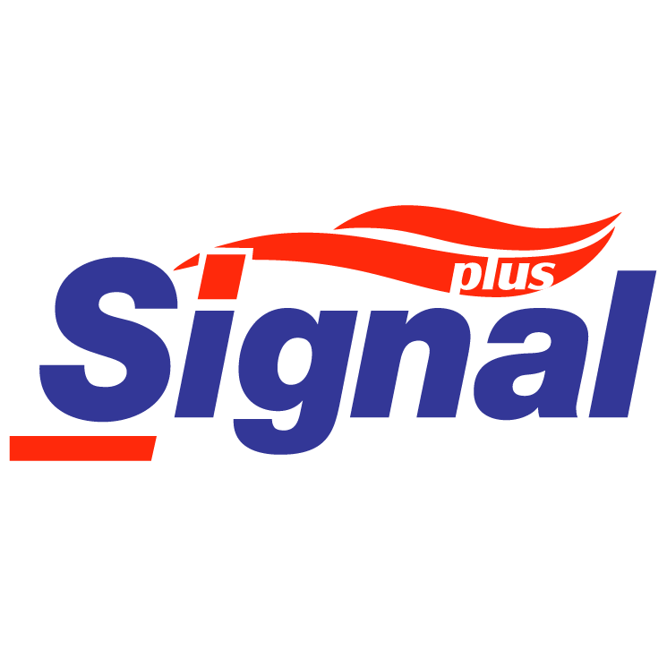 free vector Signal plus 0