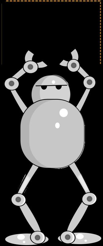 free vector Signbot
