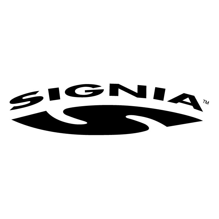 free vector Signia