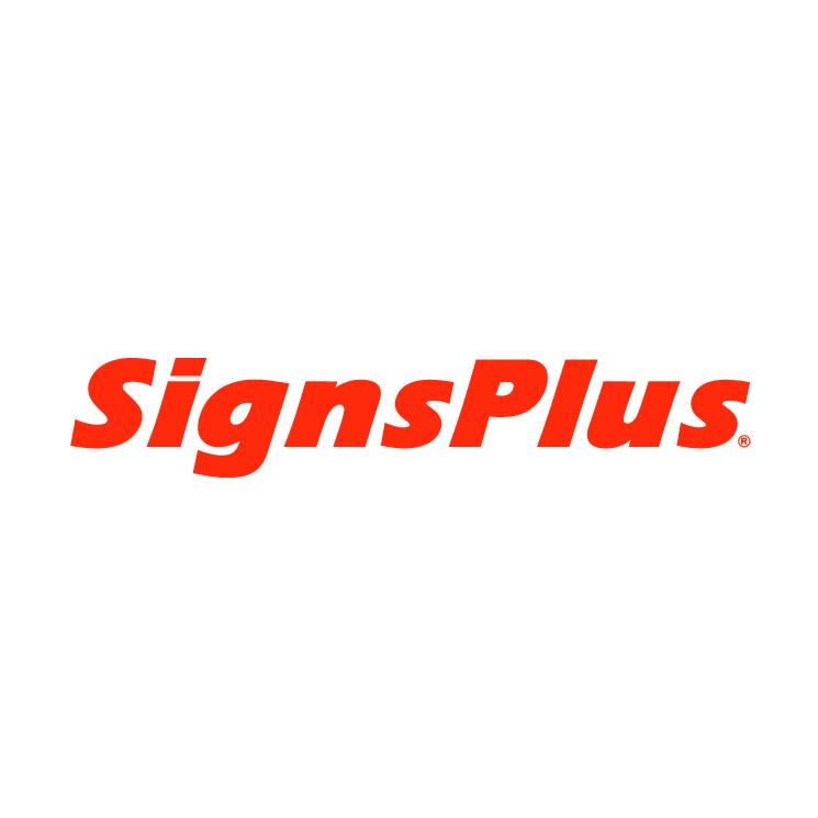 free vector Signsplus