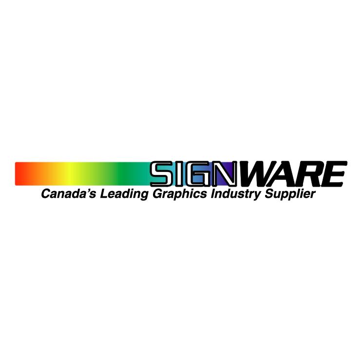 free vector Signware