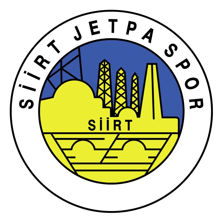 free vector Siirt jetpa spor