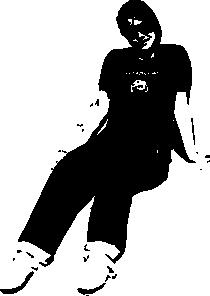 free vector Silvia clip art
