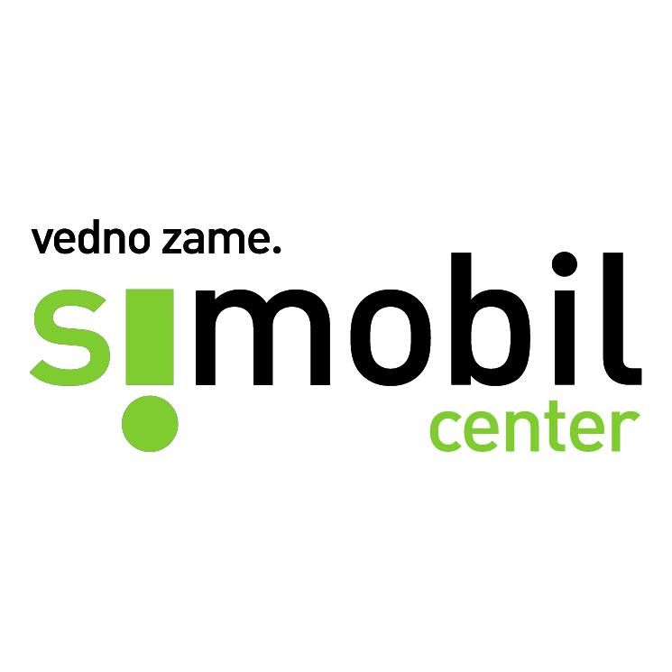 free vector Simobil center
