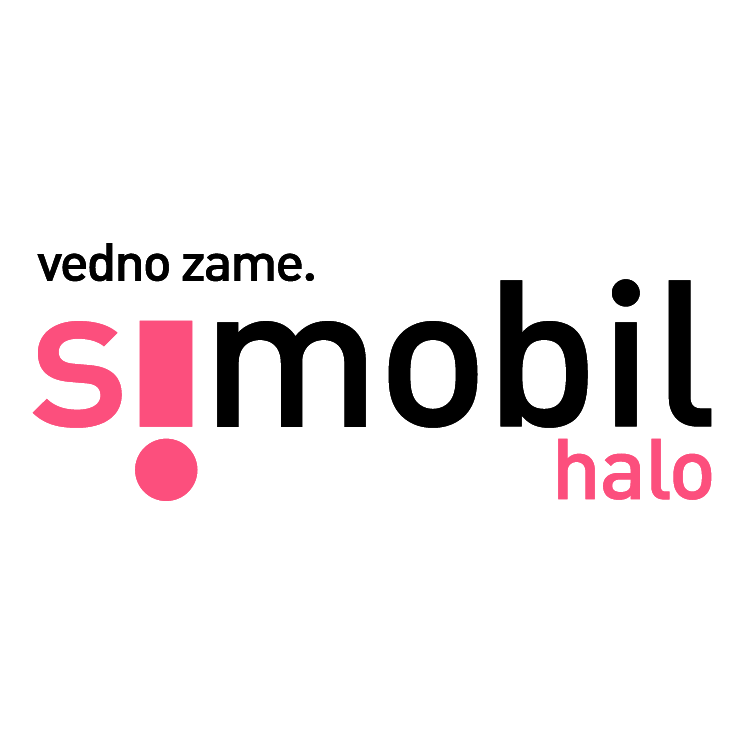 free vector Simobil halo