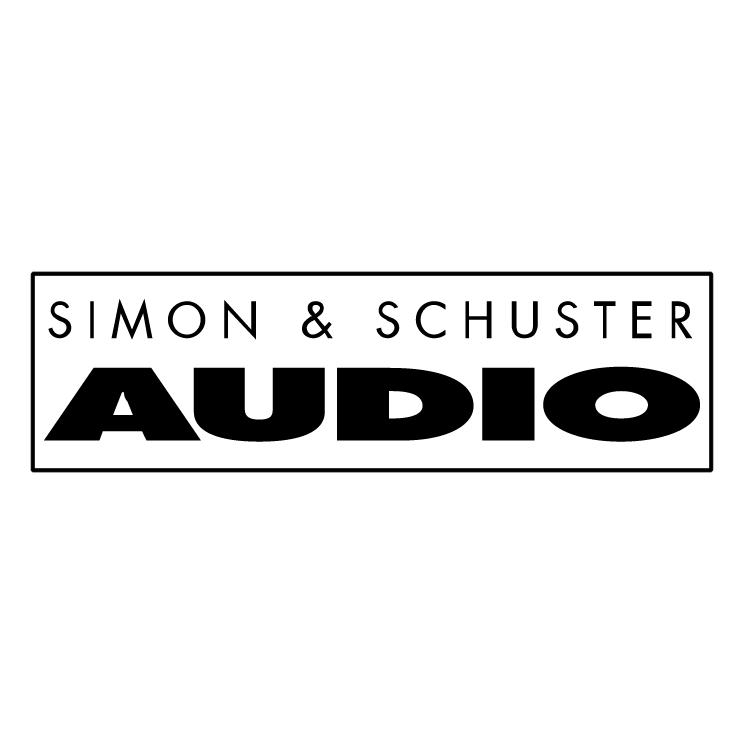 simon schuster audio free vector    4vector
