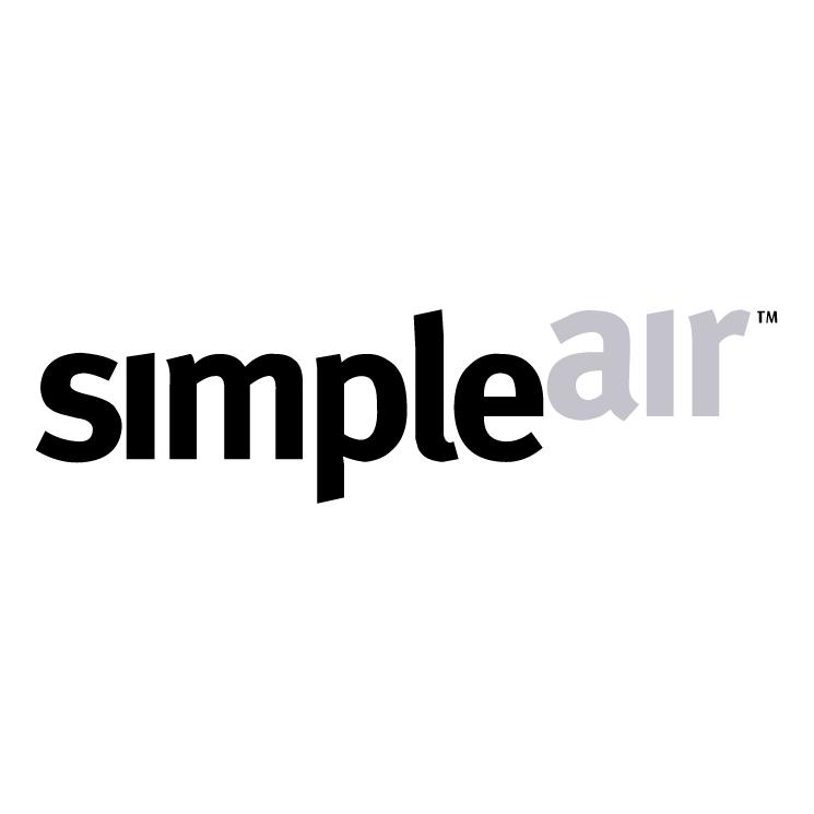 free vector Simple air