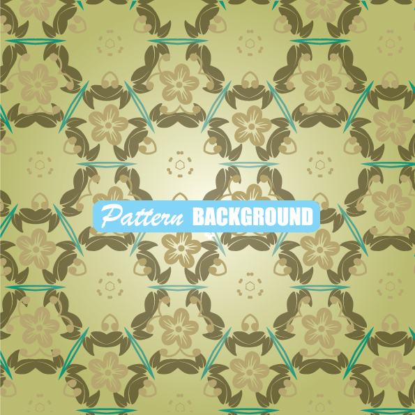 free vector Simple and elegant pattern background 04 vector