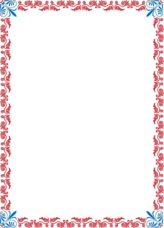 free vector Simple and practical border vector series 1 50p