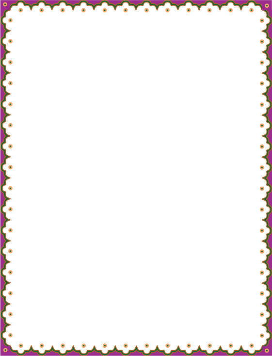 Simple and practical border vector series 1 50p Free ...