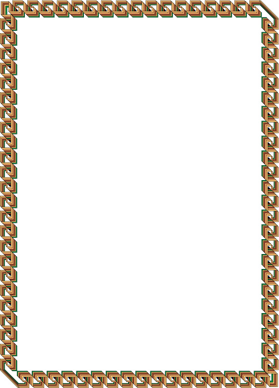 free vector Simple and practical border vector series 3 50p