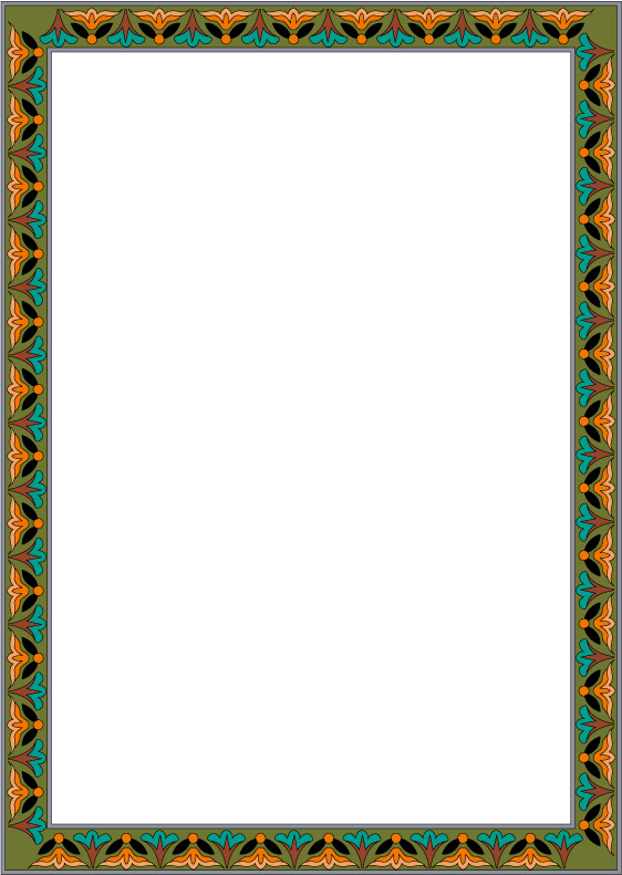 free vector simple and practical border vector series 4 47p