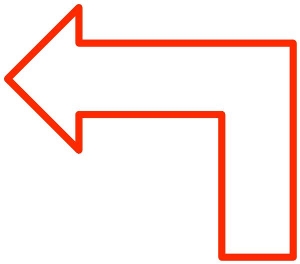 free vector Simple Arrows clip art