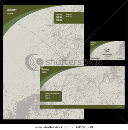 free vector Simple fade card background vector