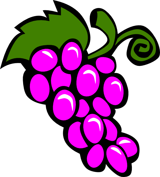 Simple Fruit Ff Menu clip art Free Vector / 4Vector