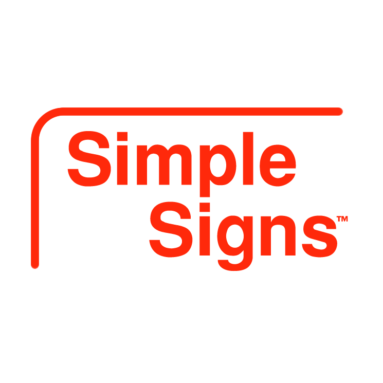 free vector Simple signs