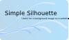 free vector Simple Silhouette clip art