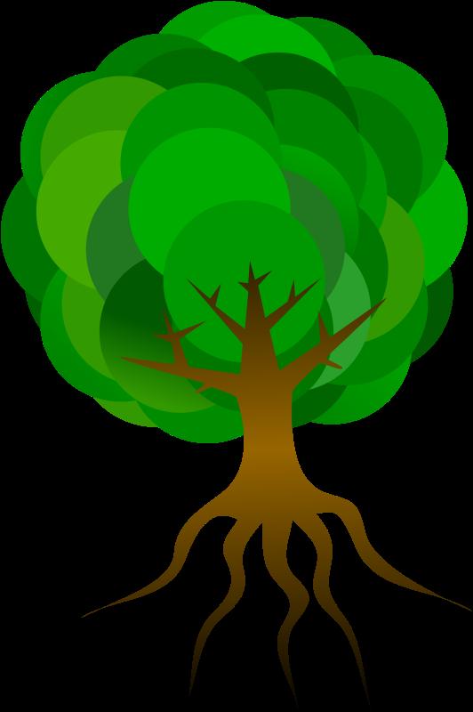 free vector Simple Tree 1