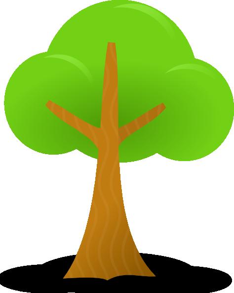 simple tree clip art free vector 4vector rh 4vector com vector tree of life vector tree line