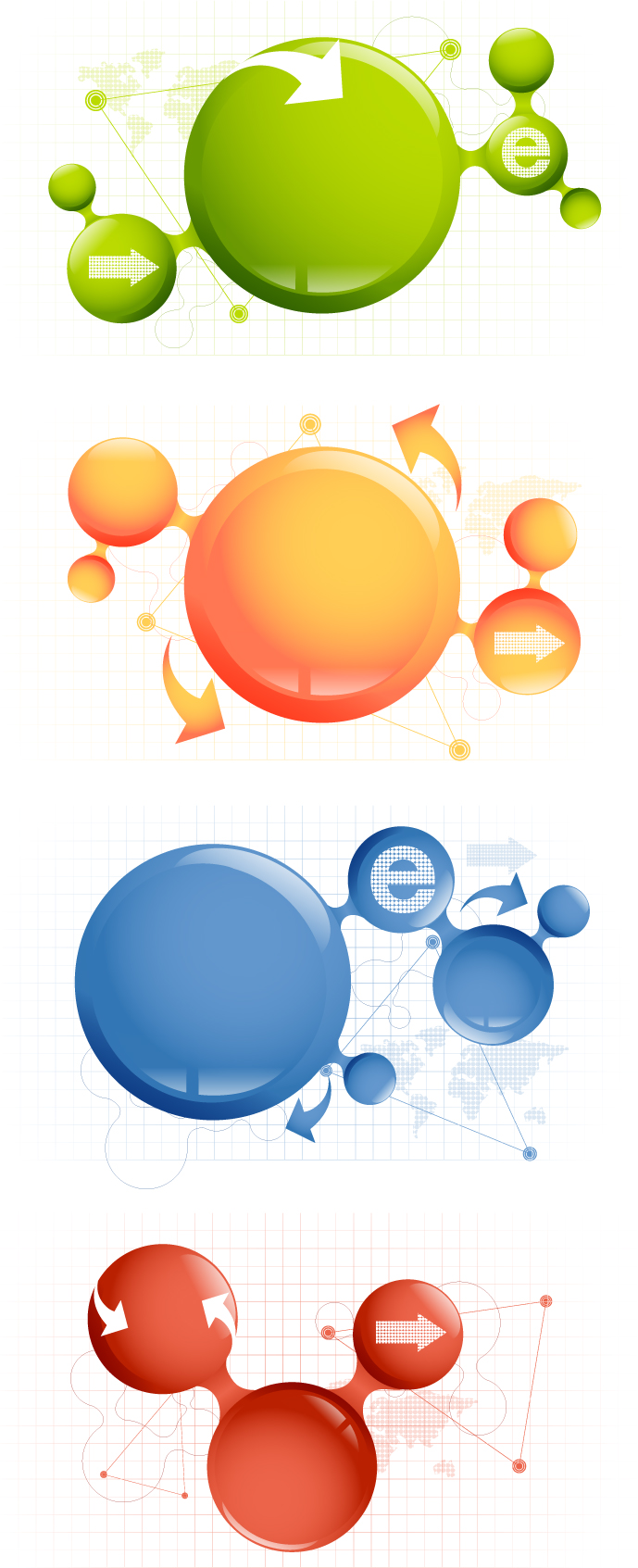 free vector Simple vector graphics 9
