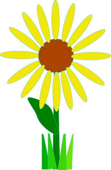 yellow flower vector png - photo #28
