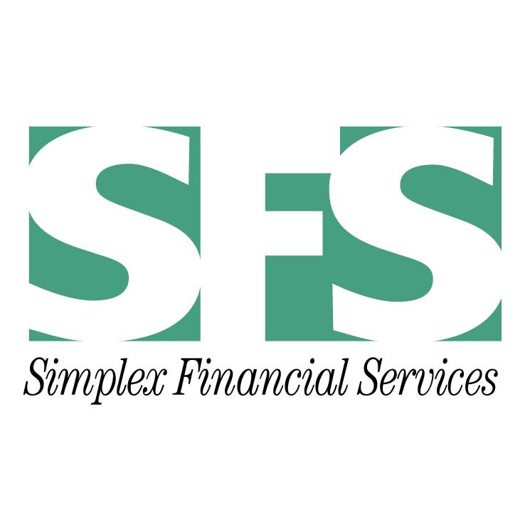 free vector Simplex financial services