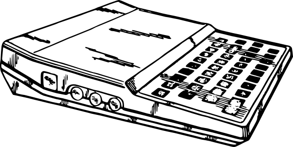 free vector Sinclair Zx81 clip art