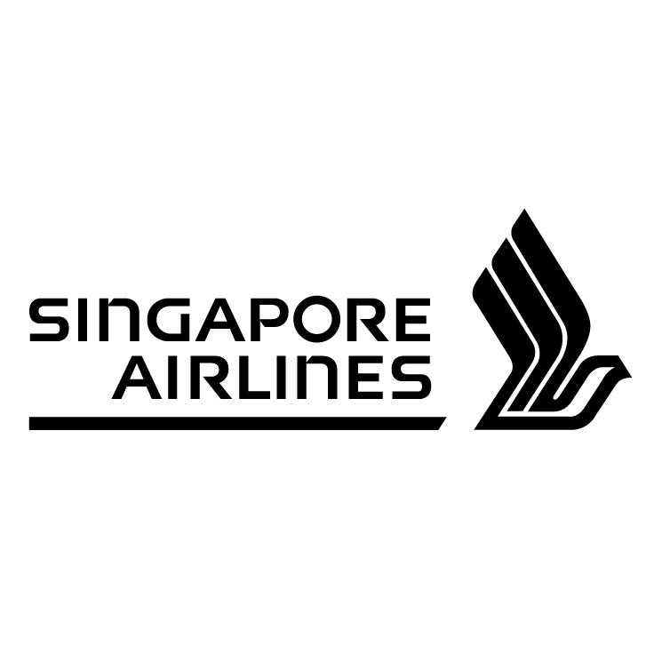 free vector Singapore airlines 2
