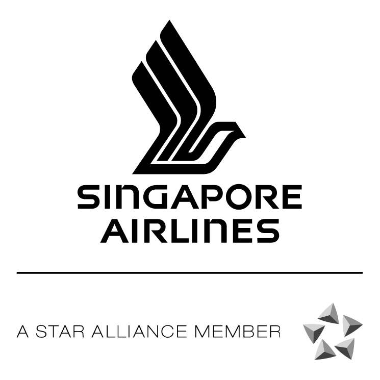 free vector Singapore airlines 3