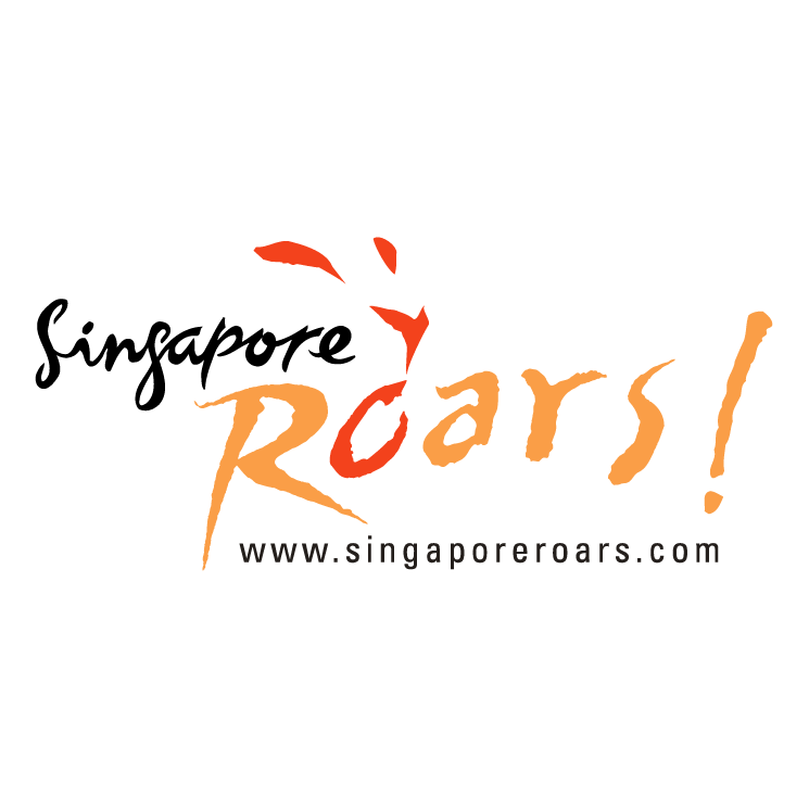 free vector Singapore roars
