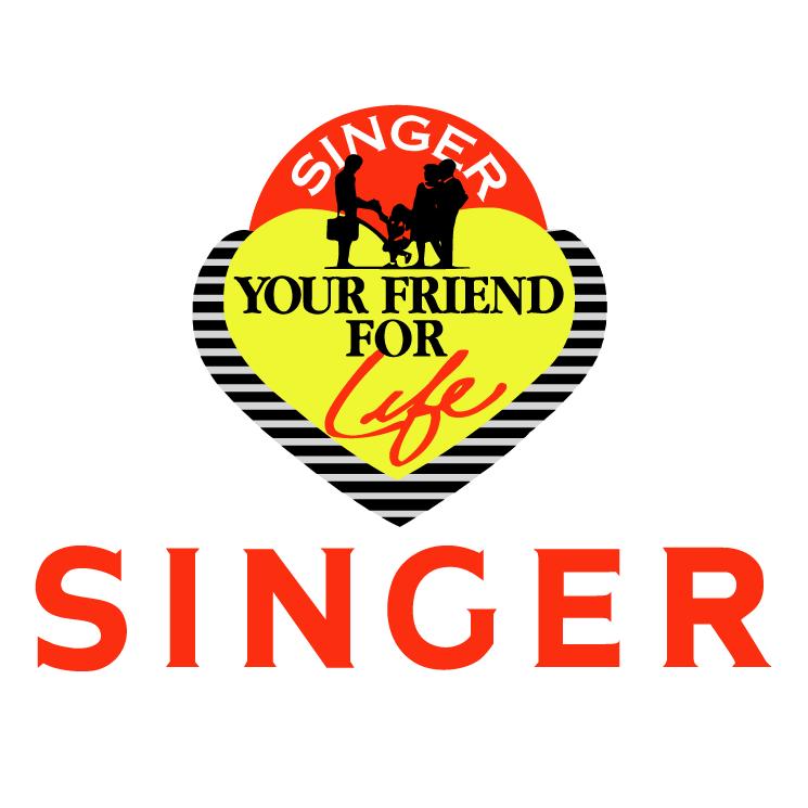 free vector Singer 1