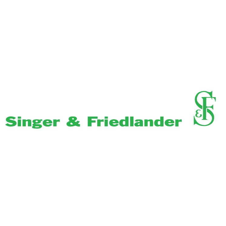 free vector Singer friedlandler