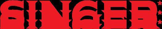free vector Singer logo