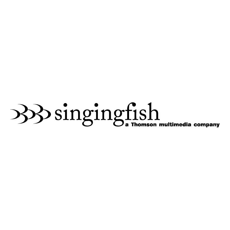 free vector Singingfish