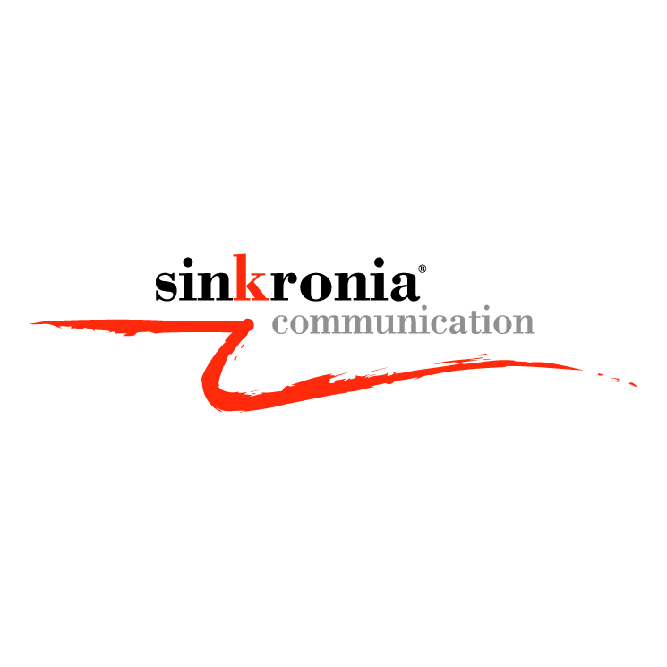 free vector Sinkronia communication