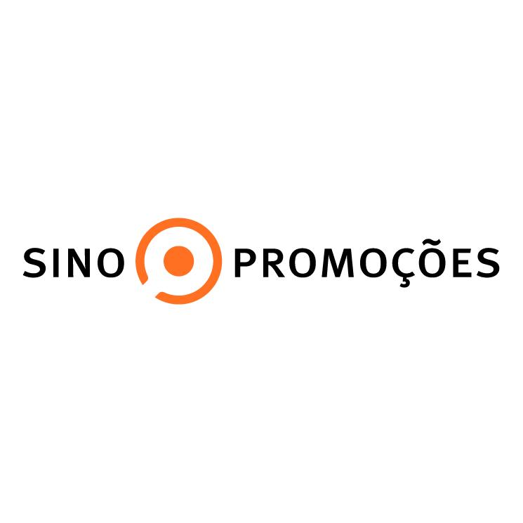 free vector Sino promocoes