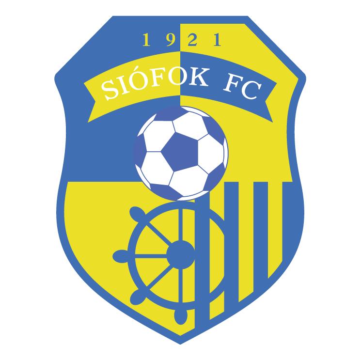 free vector Siofoki fc
