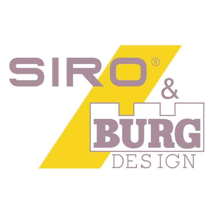 free vector Siro burg design