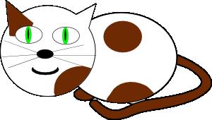 free vector Sitting Cat clip art
