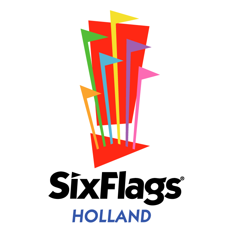 free vector Six flags holland