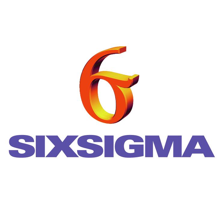 free vector Sixsigma 0