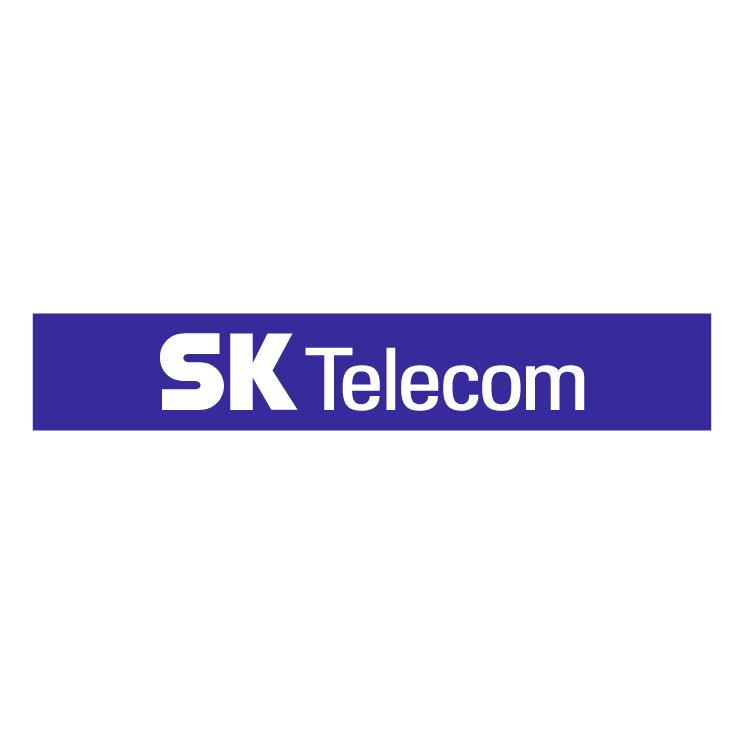 free vector Sk telecom 0