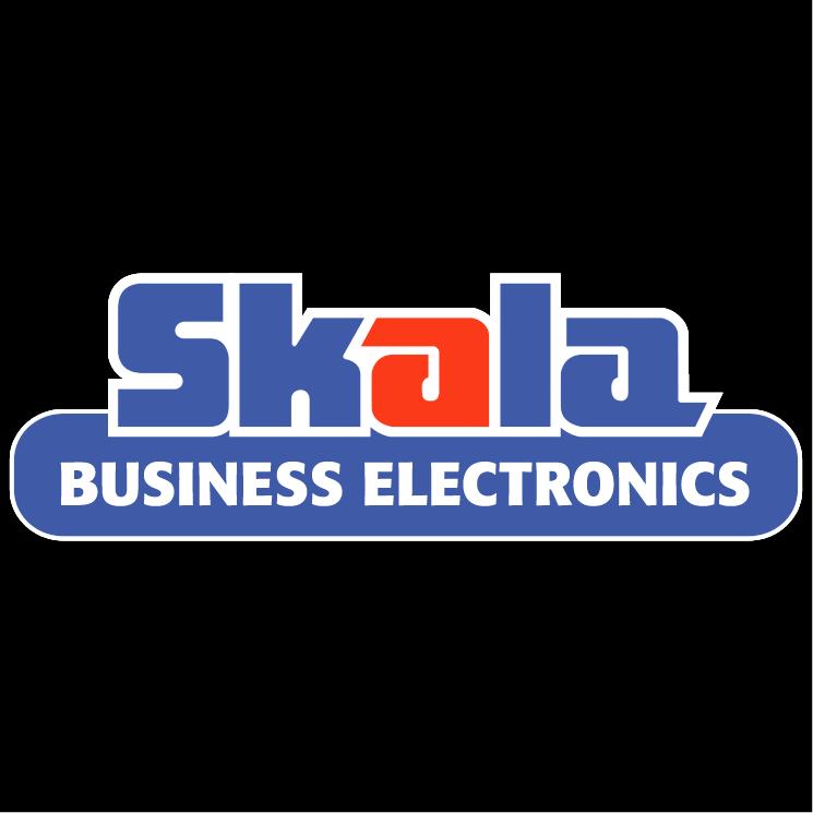 free vector Skala business electronics