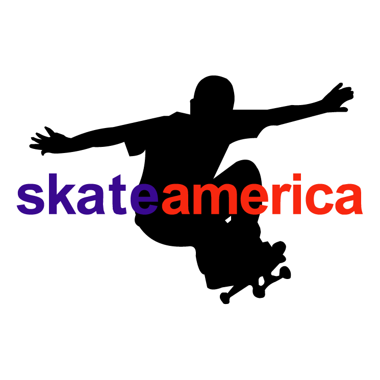 free vector Skate america