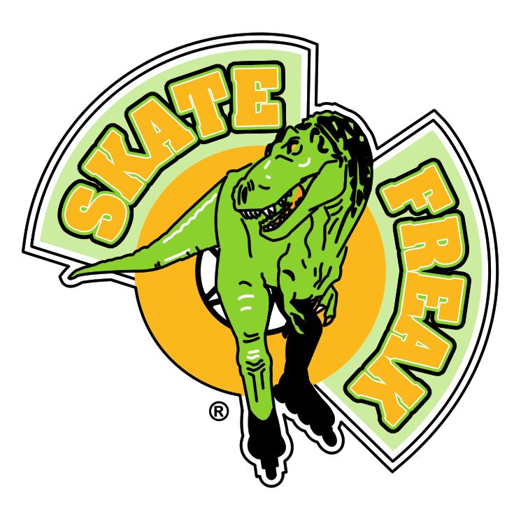 free vector Skate freak